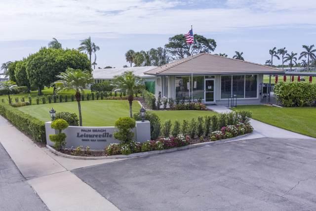 1115 Lake Terrace #105, Boynton Beach, FL 33426 (#RX-10726101) :: Dalton Wade