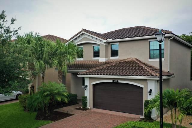 14157 Paverstone Terrace, Delray Beach, FL 33446 (#RX-10726133) :: Treasure Property Group