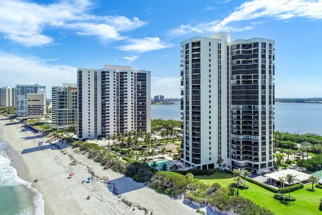 5380 N Ocean Drive 23I, Riviera Beach, FL 33404 (#RX-10726180) :: Heather Towe | Keller Williams Jupiter