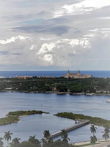 801 S Olive Avenue #1014, West Palm Beach, FL 33401 (#RX-10726208) :: Michael Kaufman Real Estate