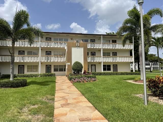 318 Mansfield H #318, Boca Raton, FL 33434 (#RX-10726513) :: Heather Towe | Keller Williams Jupiter
