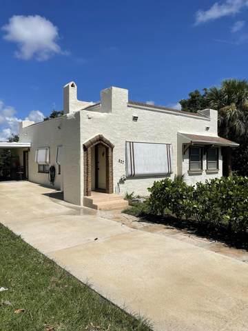 827 N A Street, Lake Worth, FL 33460 (MLS #RX-10726552) :: Berkshire Hathaway HomeServices EWM Realty