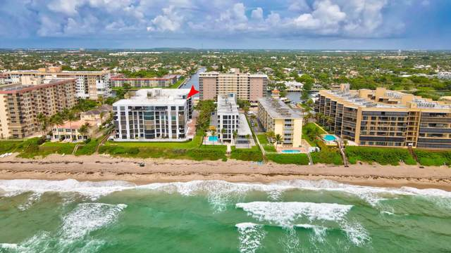1155 Hillsboro Mile #704, Hillsboro Beach, FL 33062 (#RX-10726784) :: The Power of 2 | Century 21 Tenace Realty
