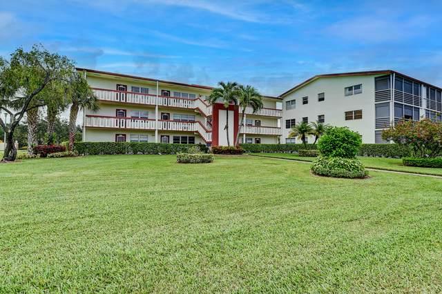 15 Brighton 15 A, Boca Raton, FL 33434 (#RX-10726815) :: Michael Kaufman Real Estate