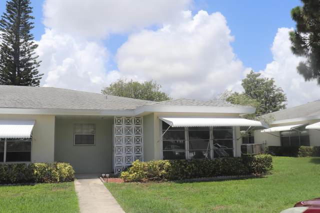412 Sandpiper Drive 412 D, Fort Pierce, FL 34982 (#RX-10726997) :: The Power of 2 | Century 21 Tenace Realty