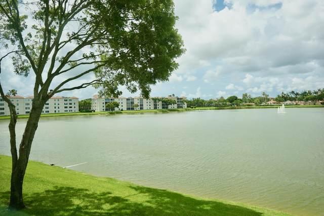 6096 Huntwick Terrace #207, Delray Beach, FL 33484 (#RX-10727248) :: DO Homes Group