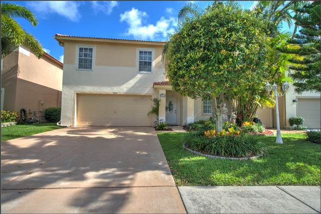 5414 Meadows Edge Drive, Lake Worth, FL 33463 (#RX-10727317) :: Baron Real Estate