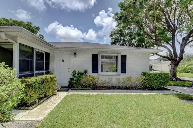 10096 42nd Terrace S #144, Boynton Beach, FL 33436 (#RX-10727435) :: IvaniaHomes | Keller Williams Reserve Palm Beach