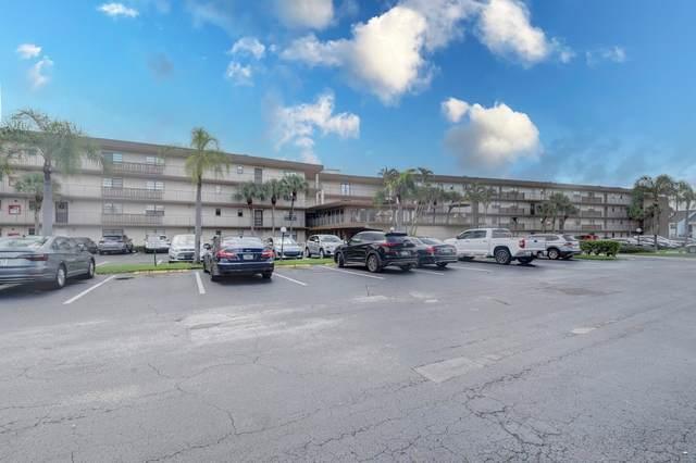 9300 SW 8th Street #106, Boca Raton, FL 33428 (#RX-10727578) :: Michael Kaufman Real Estate