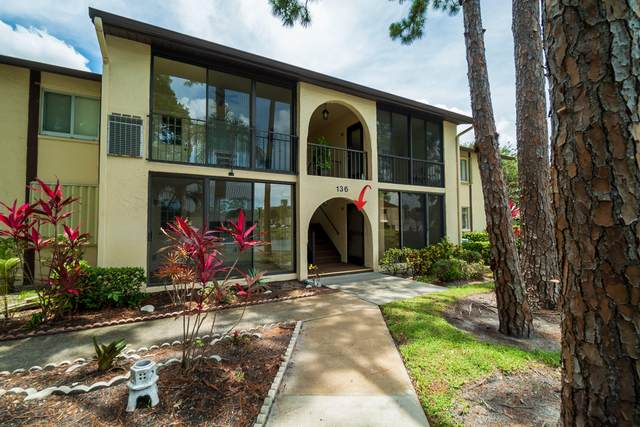 136 Lake Pine Circle B-1, Greenacres, FL 33463 (#RX-10727676) :: Baron Real Estate