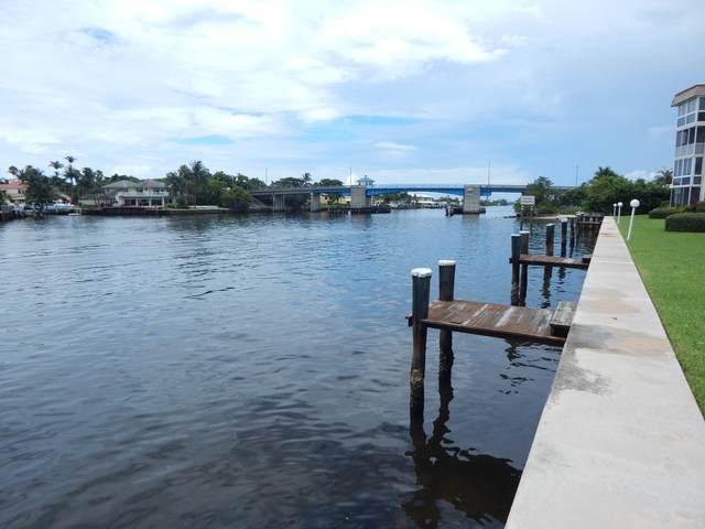 650 Snug Harbor G107 Drive G107, Boynton Beach, FL 33435 (#RX-10727933) :: Michael Kaufman Real Estate