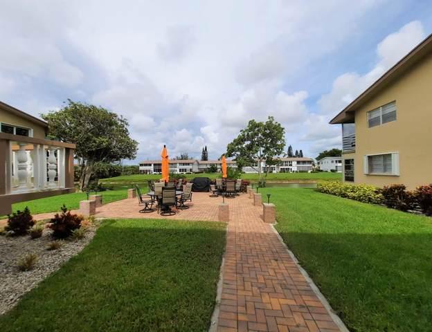 260 Bedford K, West Palm Beach, FL 33417 (#RX-10728124) :: Michael Kaufman Real Estate