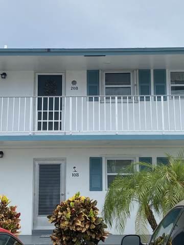 1114 Lake Terrace #208, Boynton Beach, FL 33426 (#RX-10728152) :: Dalton Wade