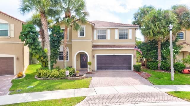 822 NW 126th Drive, Coral Springs, FL 33071 (#RX-10728243) :: Heather Towe | Keller Williams Jupiter