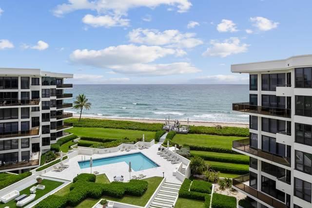 3120 S Ocean 2 603 Boulevard 2-603, Palm Beach, FL 33480 (#RX-10728368) :: Dalton Wade