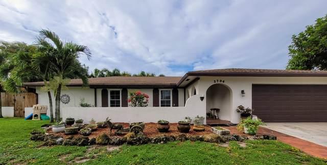 3794 Begonia Street, Palm Beach Gardens, FL 33410 (MLS #RX-10728720) :: Berkshire Hathaway HomeServices EWM Realty