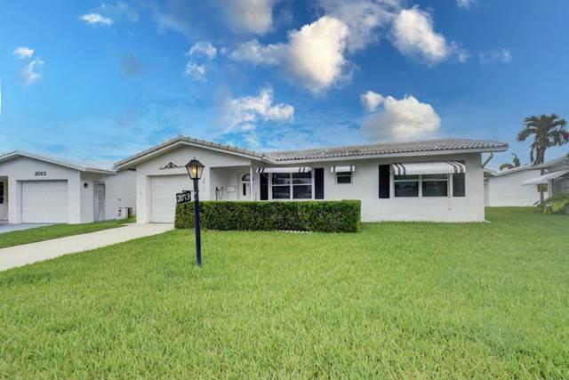 2013 Vastine Drive, Boynton Beach, FL 33426 (#RX-10728732) :: Heather Towe   Keller Williams Jupiter