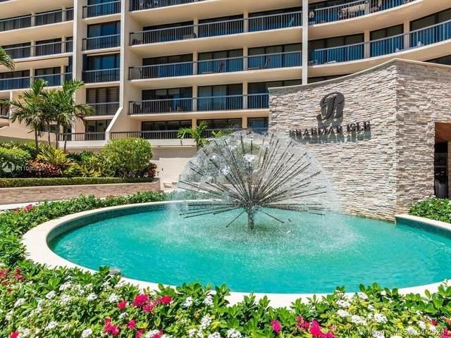 4740 S Ocean Boulevard #708, Highland Beach, FL 33487 (#RX-10728838) :: Posh Properties