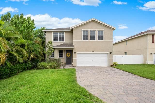 4083 Tomoka Drive, Lake Worth, FL 33462 (#RX-10729547) :: Ryan Jennings Group