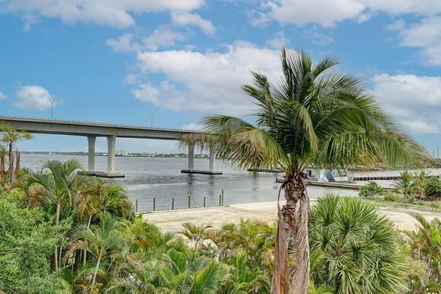 215 NW Flagler Avenue #308, Stuart, FL 34994 (#RX-10729740) :: Dalton Wade