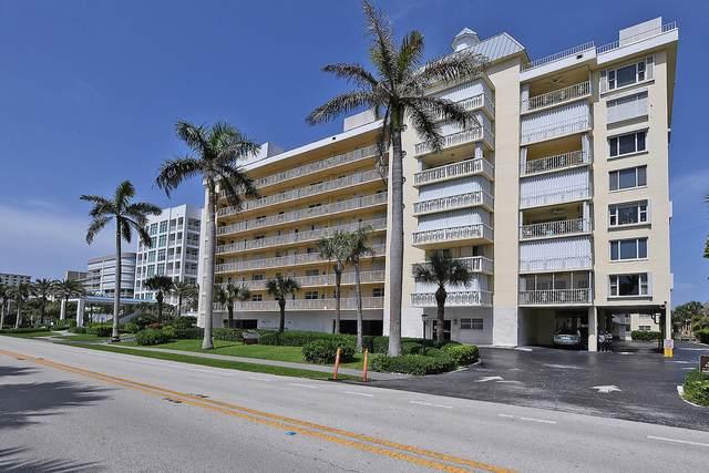 3114 S Ocean Boulevard #206, Highland Beach, FL 33487 (#RX-10730039) :: Posh Properties