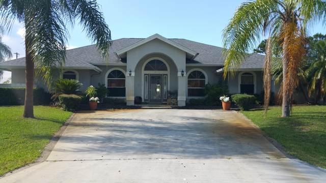 101 SW Meade Circle, Port Saint Lucie, FL 34953 (#RX-10730051) :: Baron Real Estate