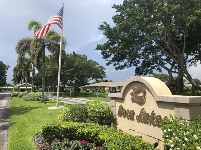 8638 Bella Vista Drive, Boca Raton, FL 33433 (#RX-10730092) :: Michael Kaufman Real Estate