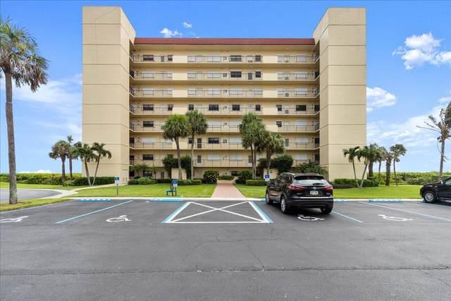 7420 S Ocean Drive #512, Jensen Beach, FL 34957 (#RX-10730365) :: Dalton Wade
