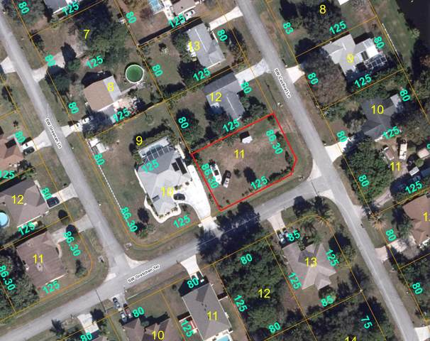 Tbd SW Castinet Lane, Port Saint Lucie, FL 34953 (MLS #RX-10730418) :: Castelli Real Estate Services
