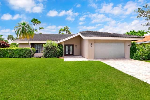 918 Foxpointe Circle, Delray Beach, FL 33445 (#RX-10730735) :: The Rizzuto Woodman Team