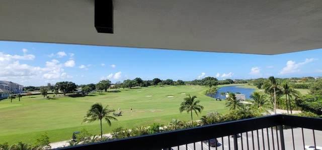 2000 Presidential Way #403, West Palm Beach, FL 33401 (#RX-10731265) :: Dalton Wade