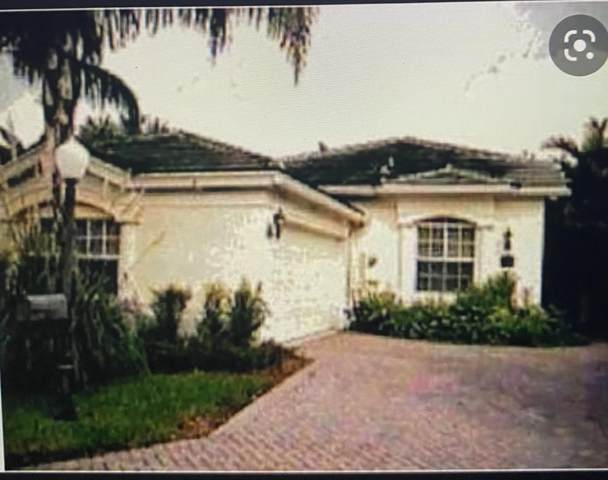 8161 Hampton Wood Drive, Boca Raton, FL 33433 (#RX-10731396) :: Baron Real Estate