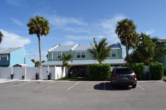 900 Shorewinds Drive B, Fort Pierce, FL 34949 (MLS #RX-10731417) :: Castelli Real Estate Services