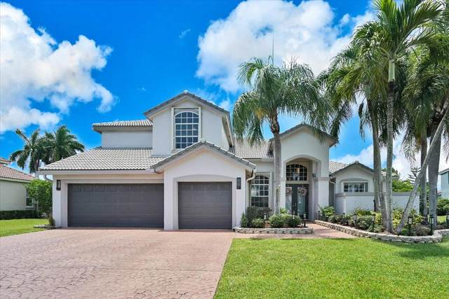 21588 Halstead Drive, Boca Raton, FL 33428 (MLS #RX-10731425) :: Berkshire Hathaway HomeServices EWM Realty