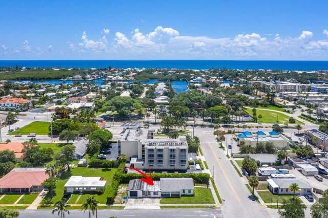 401 SE 12th Avenue, Boynton Beach, FL 33435 (#RX-10731493) :: Ryan Jennings Group