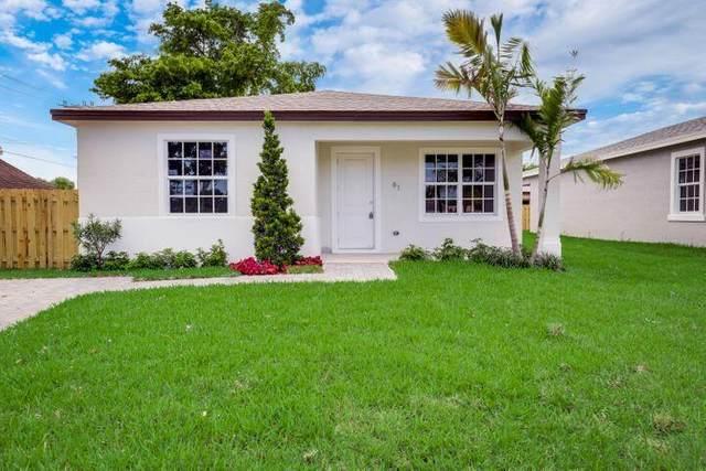 78 Marguerita Drive, West Palm Beach, FL 33415 (#RX-10731510) :: Treasure Property Group