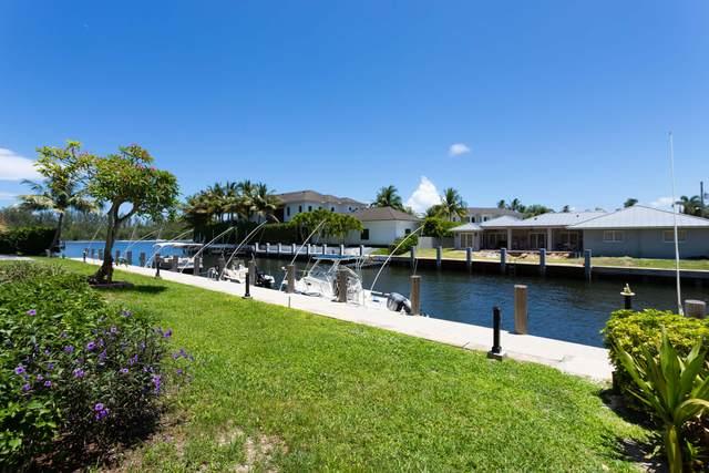 750 NE Spanish River Boulevard NE #105, Boca Raton, FL 33431 (#RX-10731711) :: Heather Towe | Keller Williams Jupiter