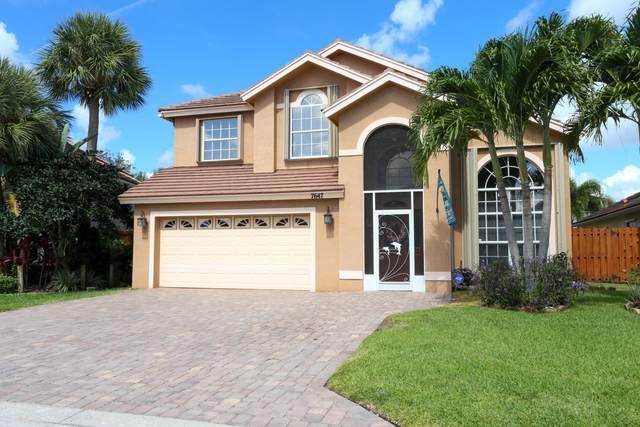 7647 Trenton Drive, Lake Worth, FL 33467 (#RX-10731745) :: Treasure Property Group