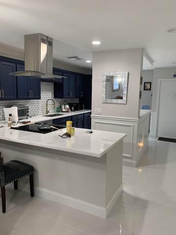 2460 Juniper Drive #101, Delray Beach, FL 33445 (#RX-10731906) :: Baron Real Estate