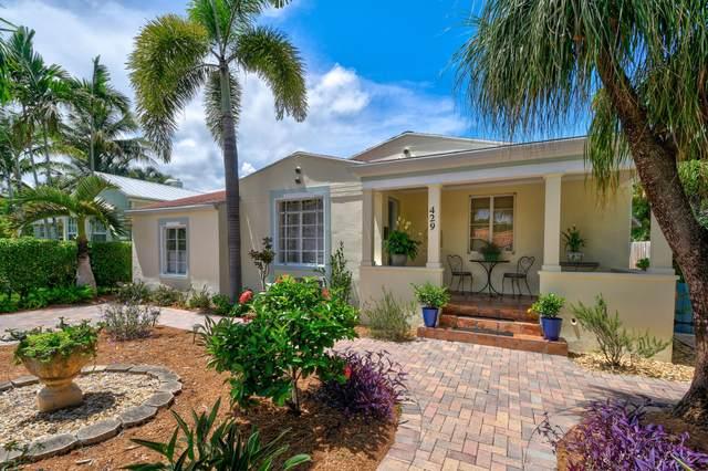 429 28th Street, West Palm Beach, FL 33407 (MLS #RX-10731967) :: Castelli Real Estate Services