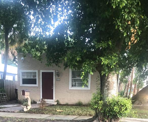 620 27th Street, West Palm Beach, FL 33407 (MLS #RX-10731972) :: Berkshire Hathaway HomeServices EWM Realty