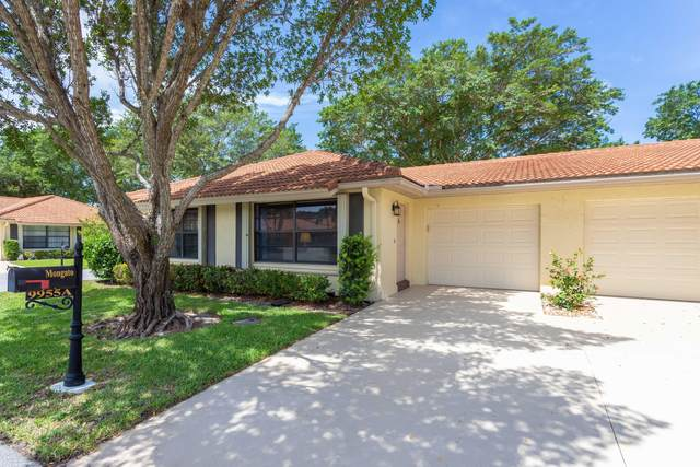 9955 Pyracantha Tree Terrace A, Boynton Beach, FL 33436 (#RX-10732166) :: The Reynolds Team | Compass