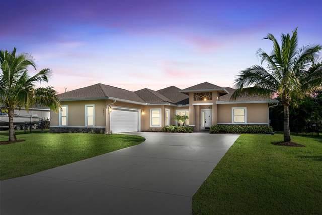 1811 SW Inlander Avenue, Port Saint Lucie, FL 34953 (#RX-10732227) :: Treasure Property Group