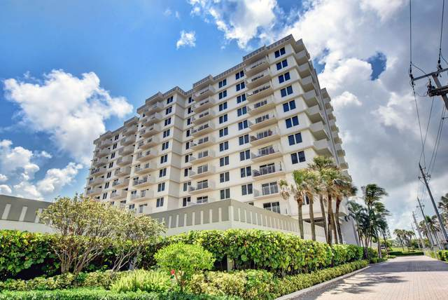3301 S Ocean Boulevard Ph-1002, Highland Beach, FL 33487 (#RX-10732594) :: Posh Properties
