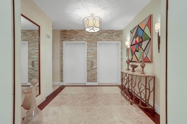 2700 N Ocean Drive 9A, Riviera Beach, FL 33404 (#RX-10732635) :: DO Homes Group