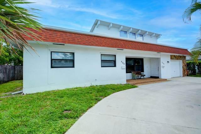 404 SE 6th Avenue, Deerfield Beach, FL 33441 (#RX-10732680) :: Treasure Property Group
