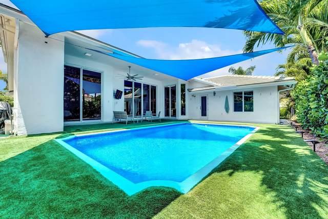 1002 Lake Shore Drive, Delray Beach, FL 33444 (#RX-10732803) :: Posh Properties