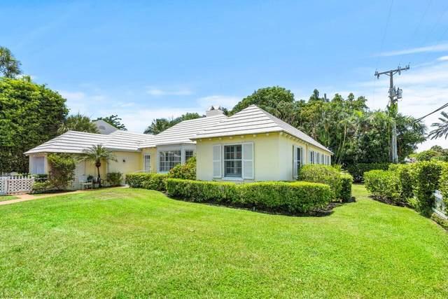 284 Monterey Road, Palm Beach, FL 33480 (#RX-10732979) :: Ryan Jennings Group