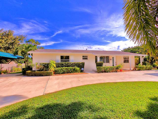 4912 S Kay Street, Palm Beach Gardens, FL 33418 (MLS #RX-10733329) :: Castelli Real Estate Services