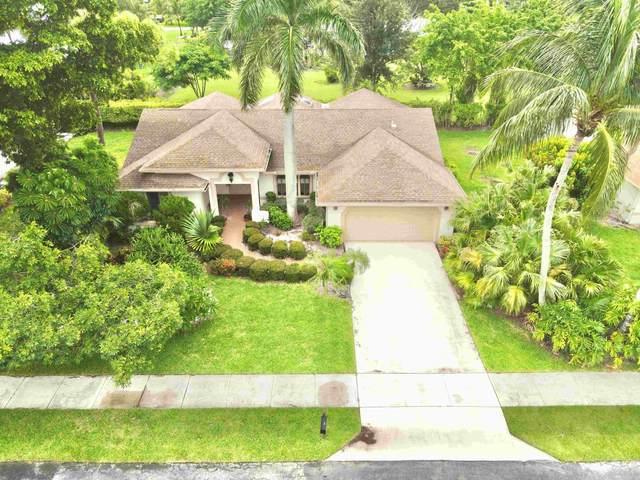 2765 Riviera Drive, Delray Beach, FL 33445 (MLS #RX-10733561) :: Castelli Real Estate Services
